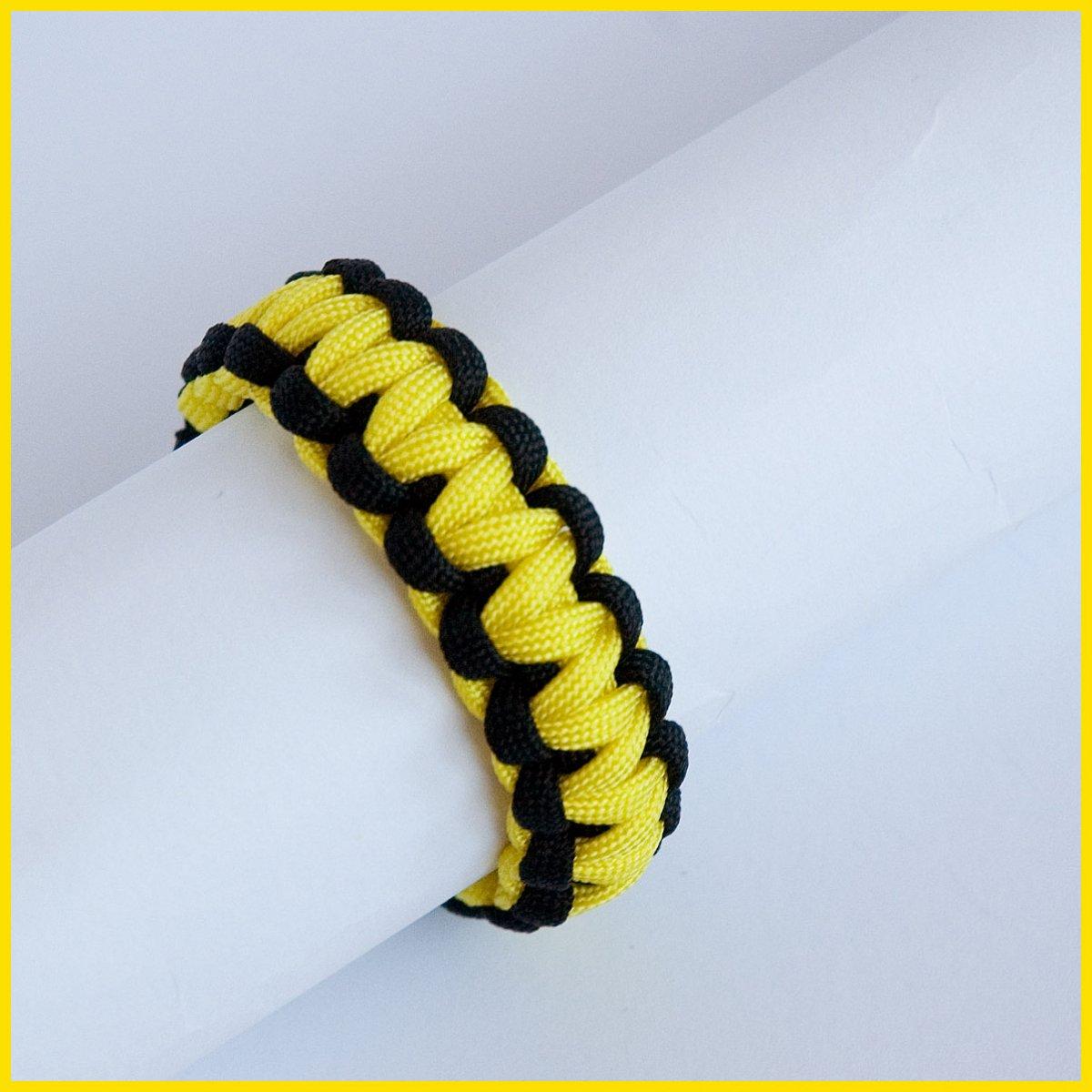 žluto černý neon