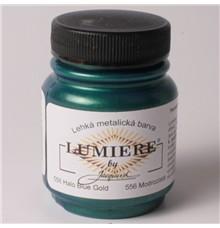 Metalické Barvy Lumiere 556 modrozlatá (5-Jac.556)