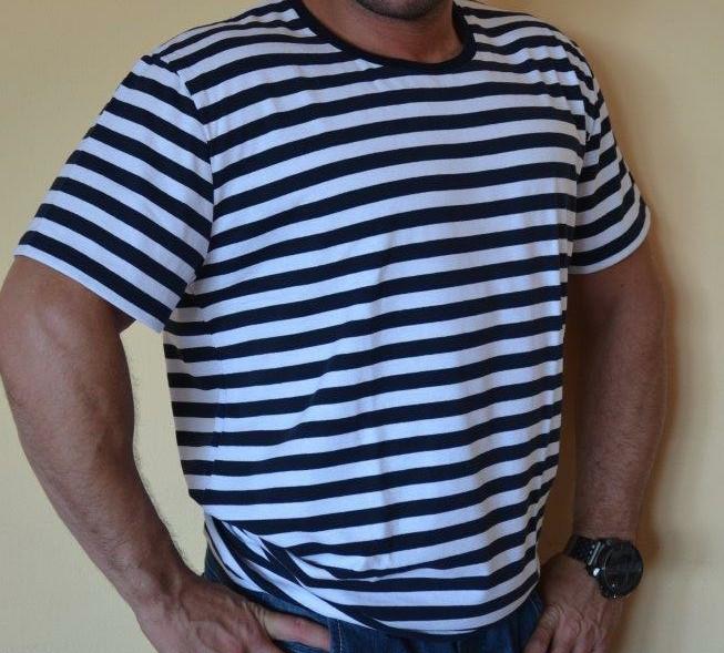 58d4d32fe5f Pánské námořnické triko – Potvor - pomáhat tvořit