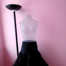 Sukně a šaty – Potvor - pomáhat tvořit 568ded4c1b