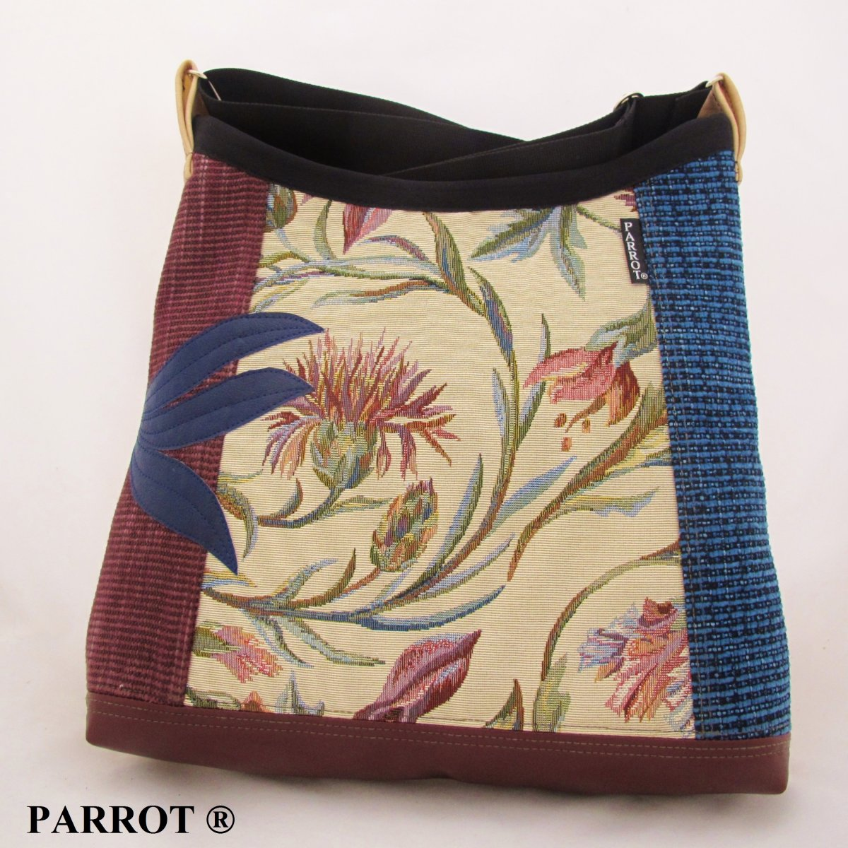 FlLOWER BAG * no 2  - PARROT®