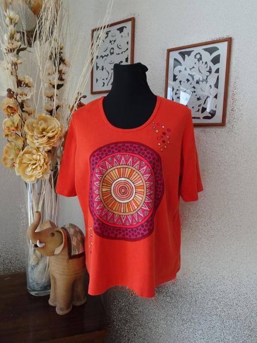 88dfe6cde938 Marie - tričko - vel. XXL XXXL (202) – Potvor - pomáhat tvořit