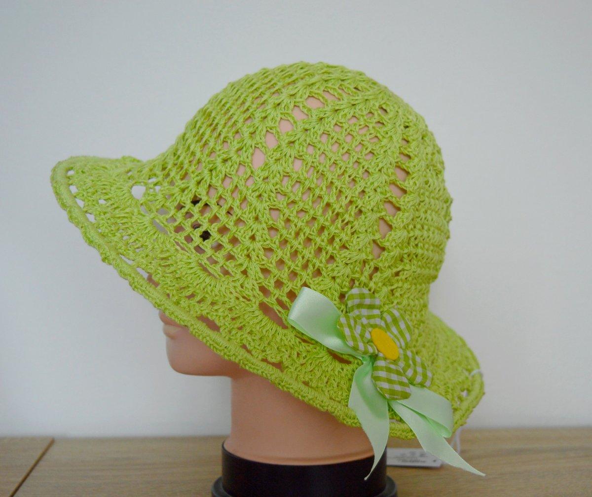 0e0dbd97fc9 Háčkovaný klobouk – Potvor - pomáhat tvořit