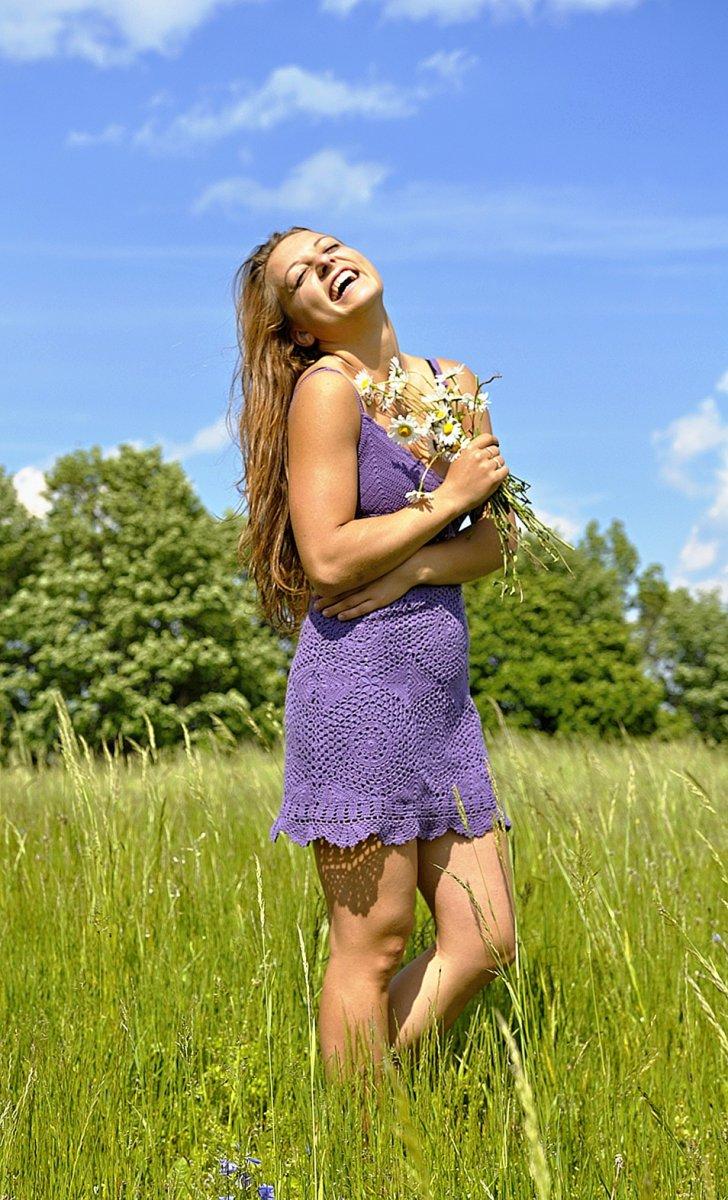 Letní háčkované šaty – Potvor - pomáhat tvořit fcd932a690