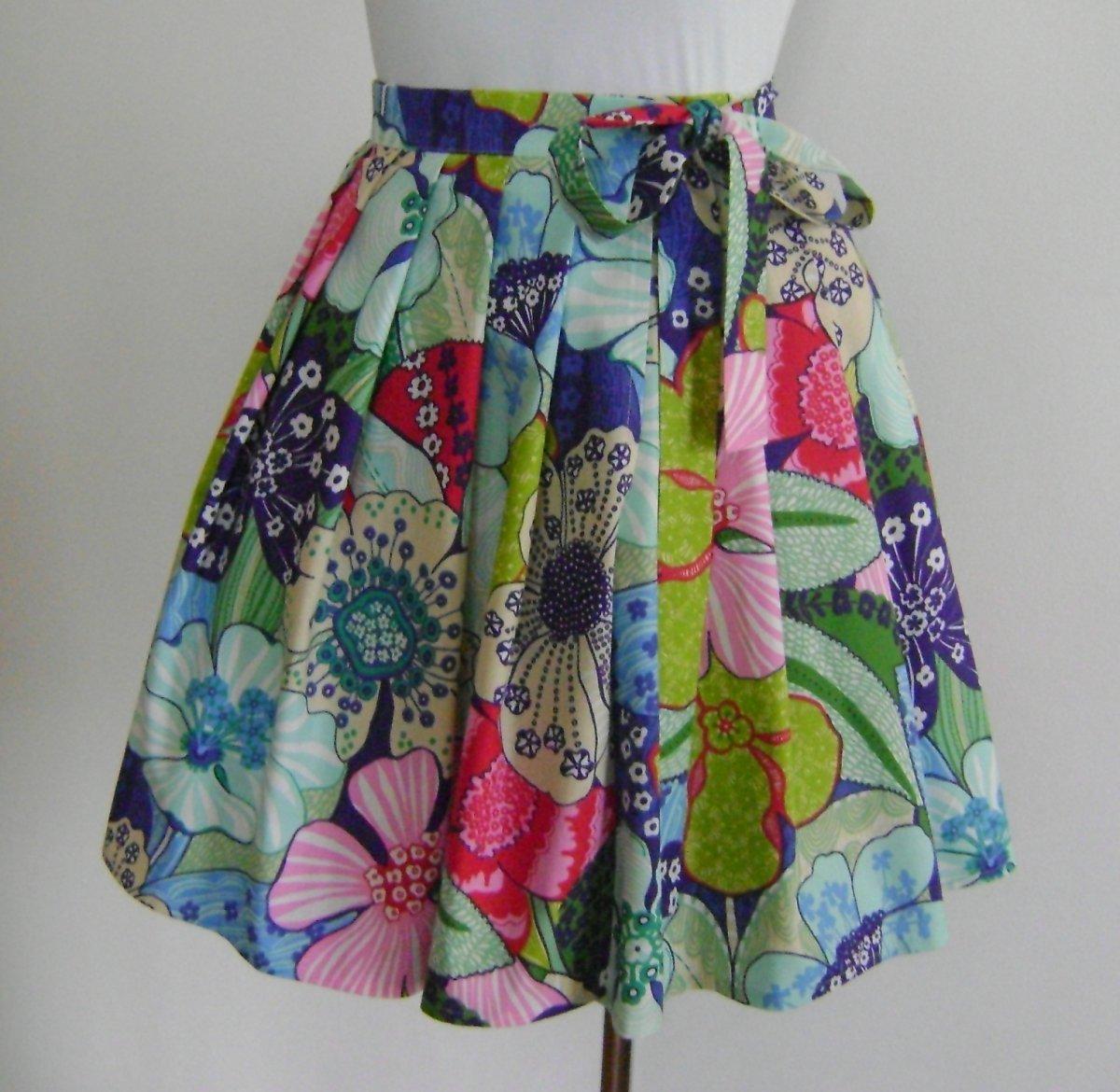 9bad30ac799 Zavinovací sukně 107 – Potvor - pomáhat tvořit