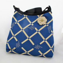 FLOWER BAG *** BLUE *** PARROT®