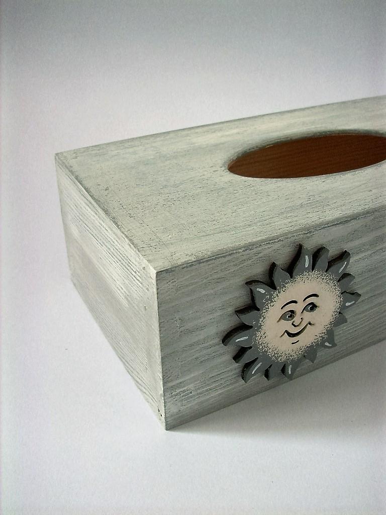 Dřevěná krabička na papírové kapesníčky...no.671 – Potvor - pomáhat ... 74cf8c6963