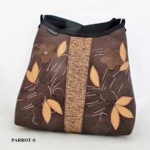 CHCOLATE BROWN BAG  *** PARROT®