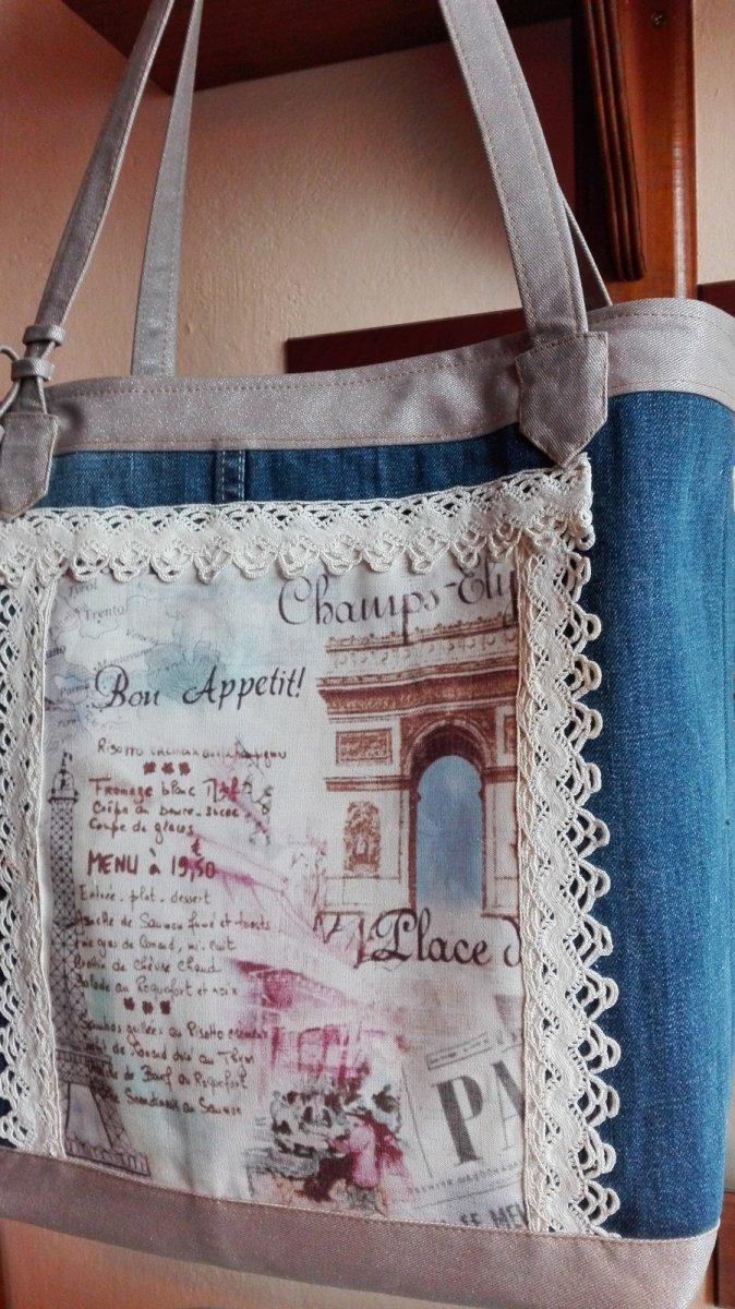 6a6b4b438ba5 riflová taška – Potvor - pomáhat tvořit