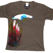 Dámske tričko TULIPAN 0056e4ff4b