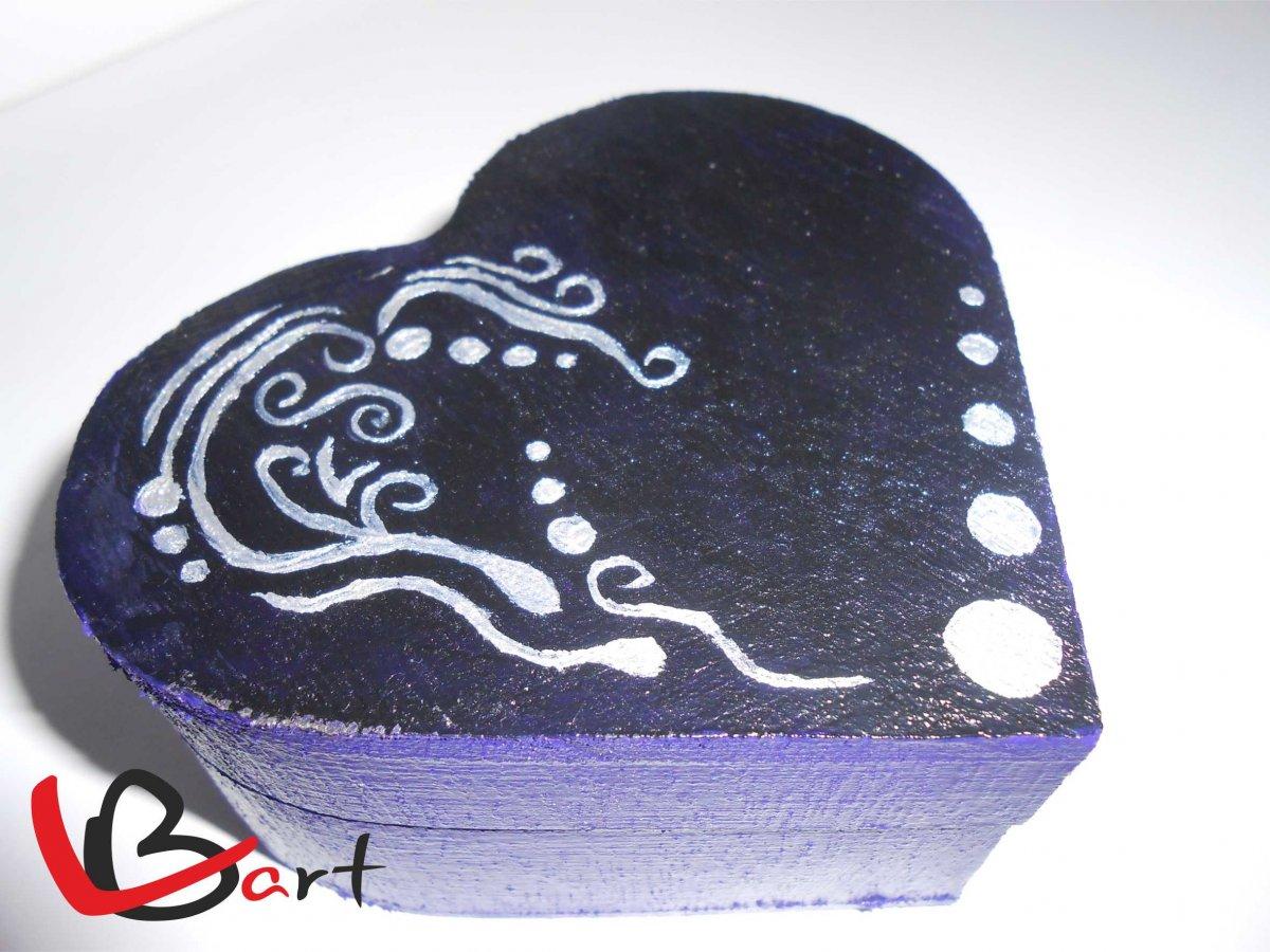 Šperkovnice fialová O-08 – Potvor - pomáhat tvořit 8f5585efa9
