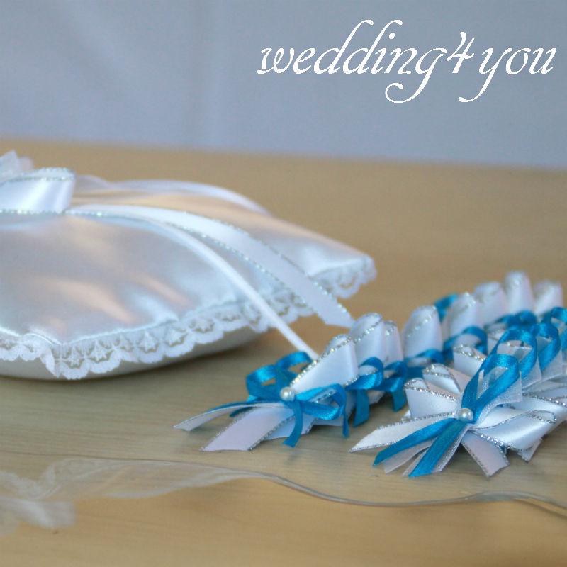 Svatebni Sada Tyrkysova Svatba Na Prani Potvor Pomahat Tvorit