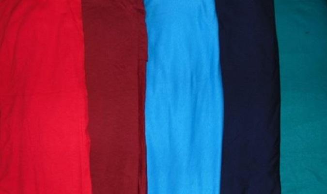 Halenka s vodou - barva červená S - XXXL – Potvor - pomáhat tvořit 66042abfde