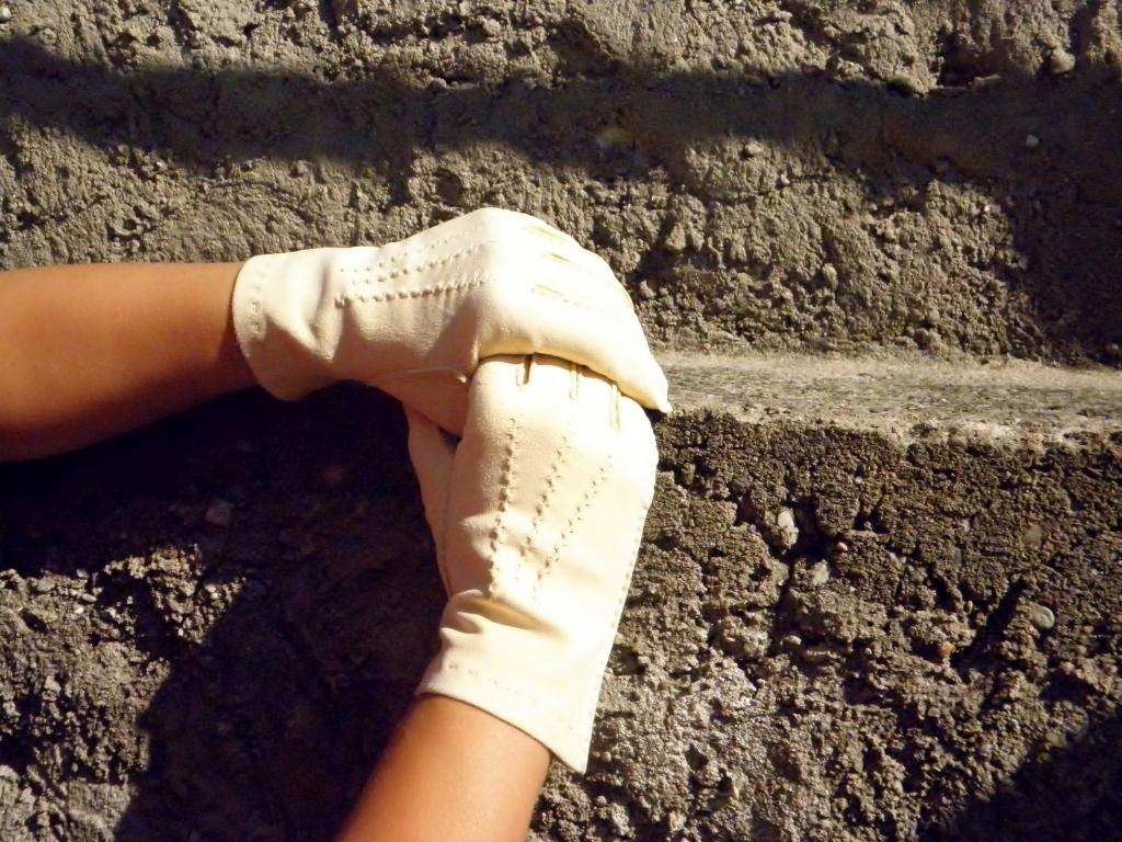 Kožené pánské rukavice z jelenice 270575e306