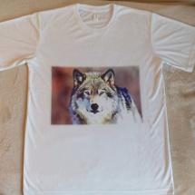Tričko grafika vlk cd4139648d