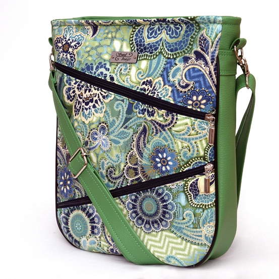 Zipper Trio - Green Markus