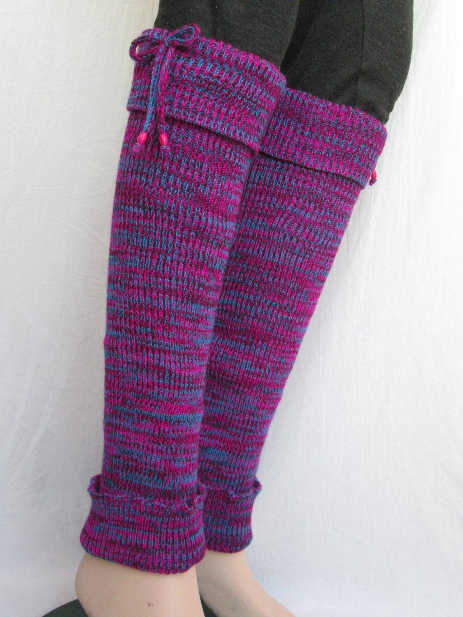 b9397a8c36f Návleky na nohy barevné II – Potvor - pomáhat tvořit