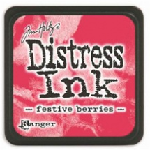 Distress Ink Mini Festive Berries (TDP39969)