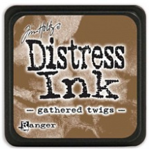 Distress Ink Mini Gathered Twigs (TDP40002)