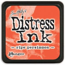 Distress Ink Mini Ripe Persimmion (TDP40118)