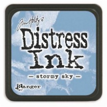 Distress Ink Mini Stormy Sky (TDP40217)