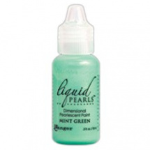 Tekuté perly Liquid Pearls Mint Green 18m (LPL02000)