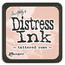 Distress Ink Mini Tattered Rose (TDP40224)