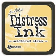Distress Ink Mini Scattered Straw (TDP40149)