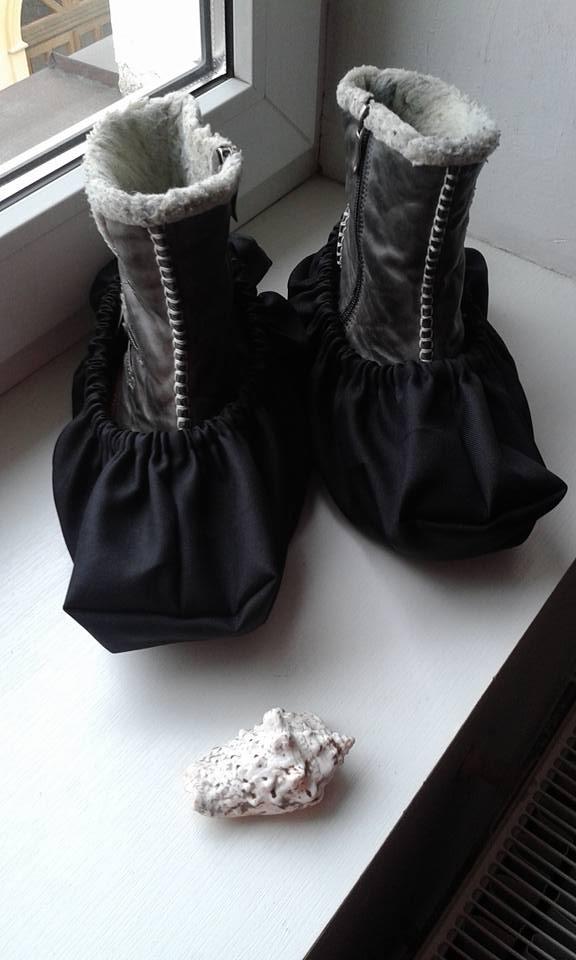 48745ba09f0 návleky na boty třeba do školky nebo.... – Potvor - pomáhat tvořit